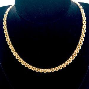VTG 14k Yellow Aurafin Golg Chain Necklace